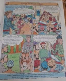 History textbook 9