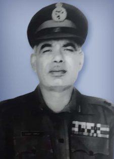 Lt General Sagat Singh