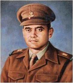Maj Shaitan Singh