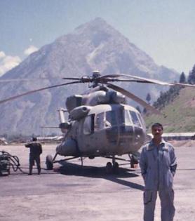 Squadron Leader Sivamohan Vinod Kumar