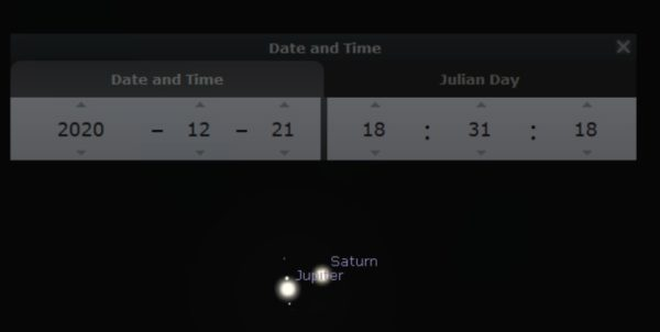 Jupiter-Saturn