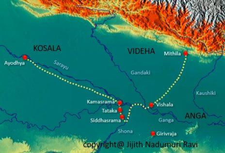 map of Ayodhya 2