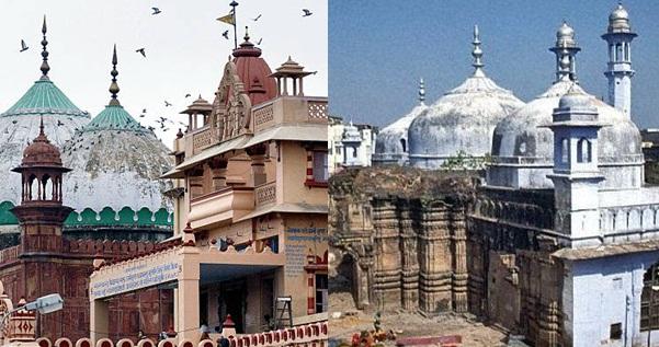 Ayodhya Kashi Mathura