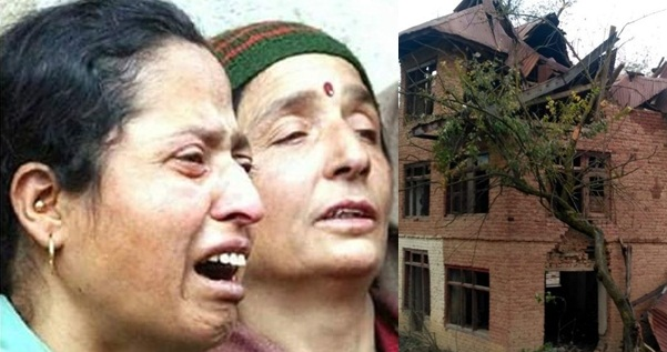 exile of Kashmiri Hindus