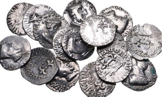 Nahapana coins