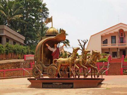 chariot jesus