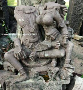 Bija Mandal temple ruins