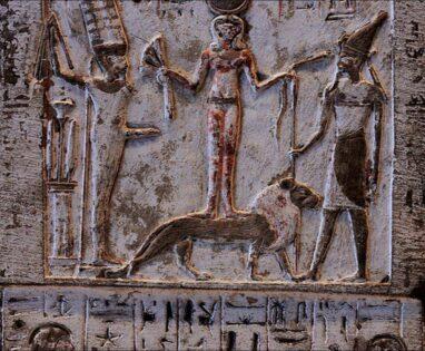 Goddess Isisi