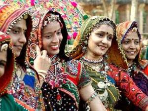 Rajasthani Banjara women
