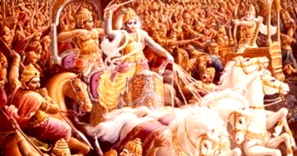 Kurukṣetra War Date
