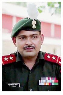 Major Yogendra Yadav