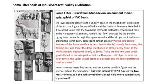 Indus Valley Soma filter seals