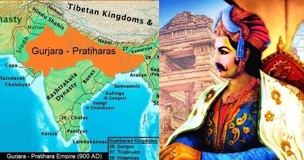 Gurjara Pratiharas